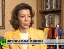 Крашенинникова: Борьба за Украину не окончена, Запад продолжит давление