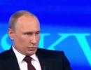 Что случилось с рейтингом Путина?