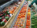 Россия вводит запрет на поставки овощей и фруктов с Украины