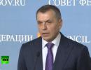 Константинов: Более 75% крымчан выступают за вхождение в состав РФ