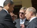 Между Путиным и Обамой