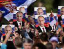 С надеждой на восстановление самостоятельности Сербии