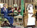 Саудовско-американская тайная сделка