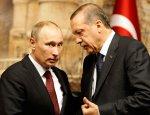 Песков: Отношения Путина и Эрдогана носят доверительный характер