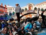 Закат Европы бросает кровавый отблеск на Италию
