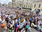 Жаркая неделя июля. Дыхание войны и надежда на чудо Крестного хода