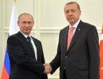 Путин и Эрдоган: начало прекрасной дружбы