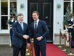 Голландия: Украина не должна войти в ЕС «ни чучелом, ни тушкой»