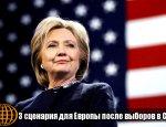 3 сценария для Европы после выборов в США