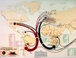 Секретные карты мира от ЦРУ выложены в сеть