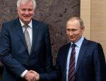 «Друг Путина» Зеехофер поднял Киев на уши своим желанием посетить Украину