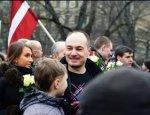 Имантс Парадниекс отказался пользоваться лифтом назло России