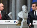Выступление Путина во Франции вызвало переполох на Украине