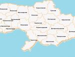 Washington Post иллюстрировала статью о Малороссии картой Украины без Крыма