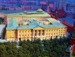 УкроСМИ разглядели страх Москвы перед «символом Украины» в центре Кремля