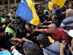 Обстановка накаляется: митинг против Порошенко в Киеве набирает обороты