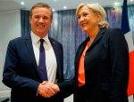 Ле Пен и Дюпон-Эньян образовали коалицию. Исход выборов непредсказуем