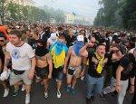 Страх мести: спевшие матерную песню про Путина укры боятся русских нацистов