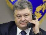 Порошенко и Путин пообщались по телефону в шутливо-ироническом тоне