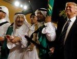 Трамп готовит союз саудитов и Израиля против Ирана и России