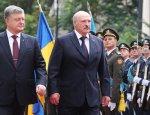 На Лукашенко и Порошенко напала обнаженная украинка