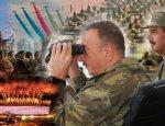 Ильхаму Алиеву примеряют шинель Садата