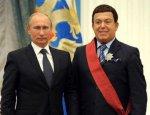 Путин, Поклонская и Кобзон были замечены в Верховной Раде