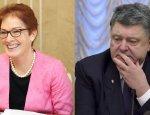 «Могильщик президентов» Мари Йованович прибыла в Украину свергать Порошенко