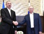 «Шпионский скандал» привел Алиева к Путину