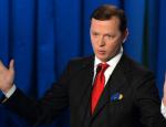 Ляшко пожаловался, что на Украине честным людям «вставляют паяльник в зад»