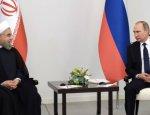 Владимир Путин и Хасан Роухани, несомненно, обсудили Турцию и Эрдогана