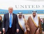 Коротко о главном: о чём говорил Трамп в Саудовской Аравии