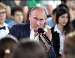 """""""Недетский разговор"""" с Путиным побил все рекорды - 6 миллионов просмотров"""