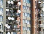 Из-за запрета российского ТВ Киев массово устанавливает спутниковые тарелки