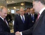 Порошенко посылает сигнал Путину, что согласен на Приднестровье