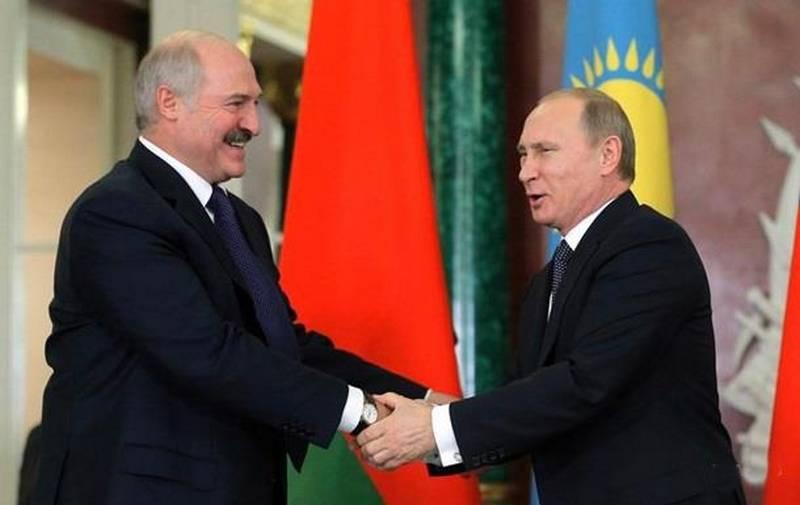 «Сразу после коронавируса»: эксперт о паузе в создании союза России и Белоруссии